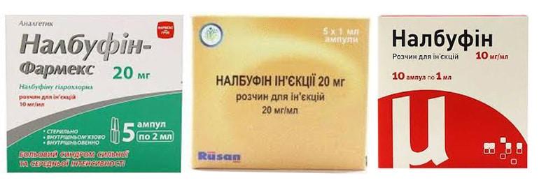Эффективное лечение от налбуфина