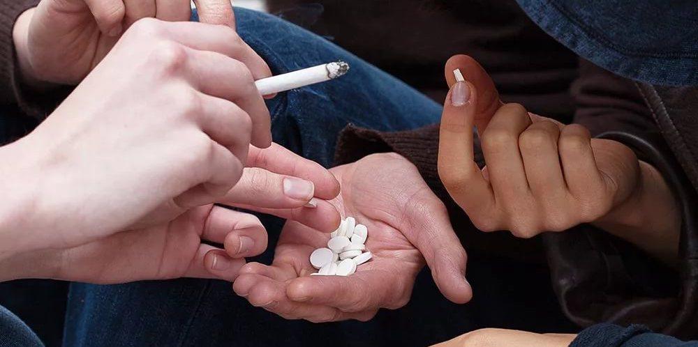 мой Сын или Дочь употребляет наркотики