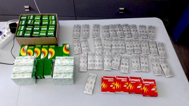 Последствия употребления кодтерпина