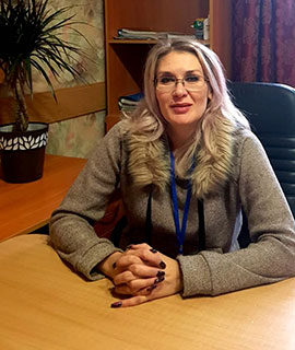 Лысянская Анастасия Владимировна
