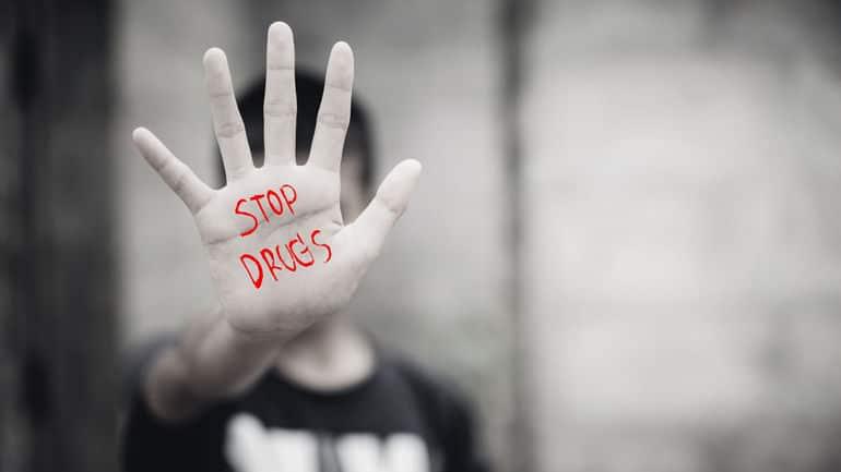 Помогите бросить наркотики